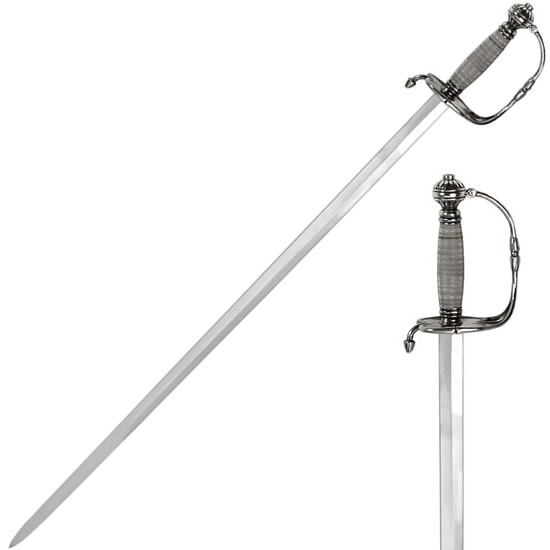 English Short Sword C-XVII - Museum