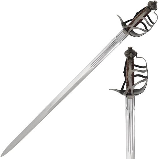 English Mortuary Sword