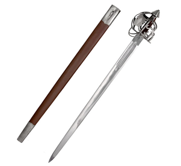 Basket Hilt Sword