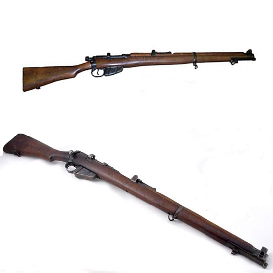 SMLE Lee Enfield Nº1 MkIII