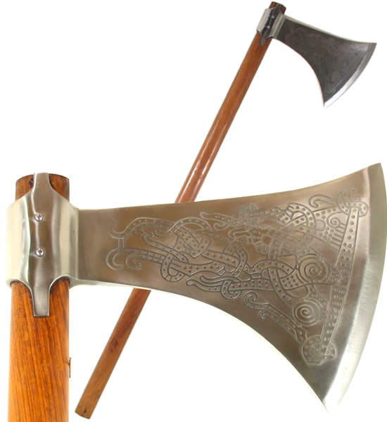 Great War Viking Axe