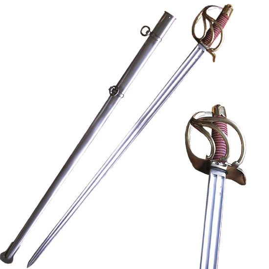Line Cavalry French Saber