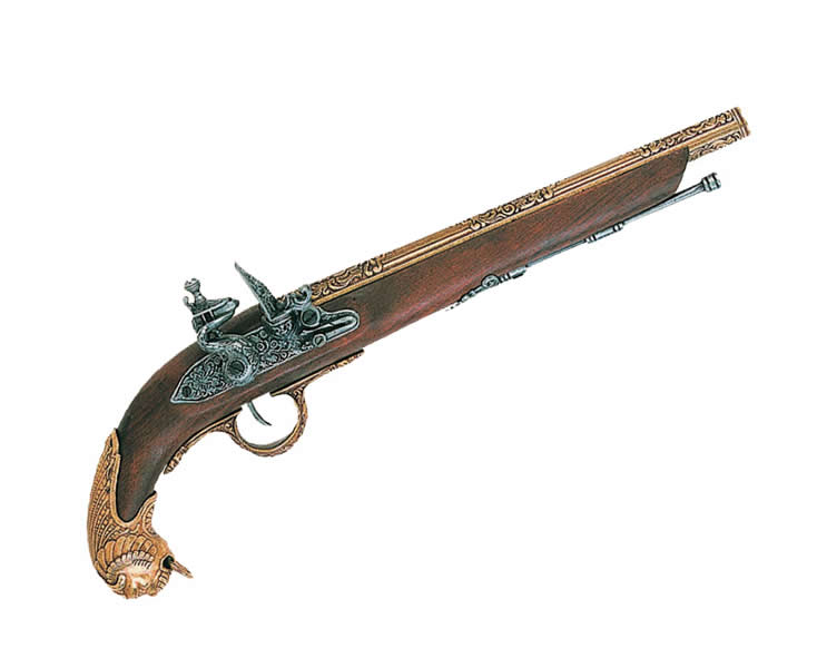 German Pistol - s. XVIII