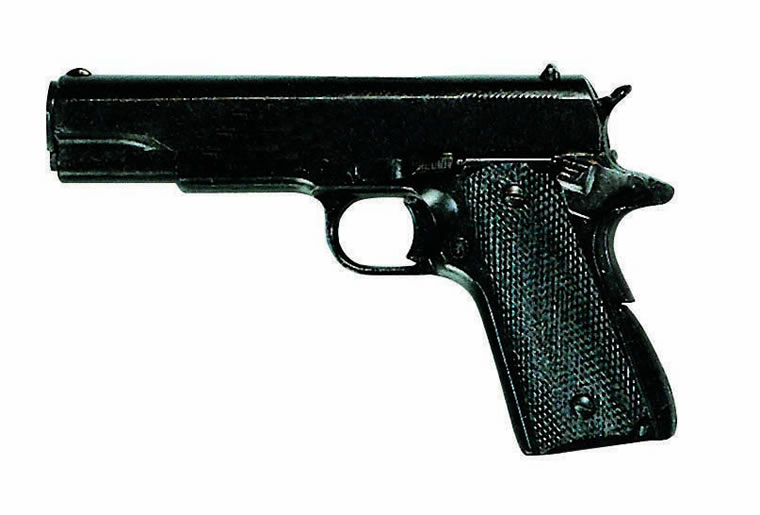 Colt .45 automático Government,1911