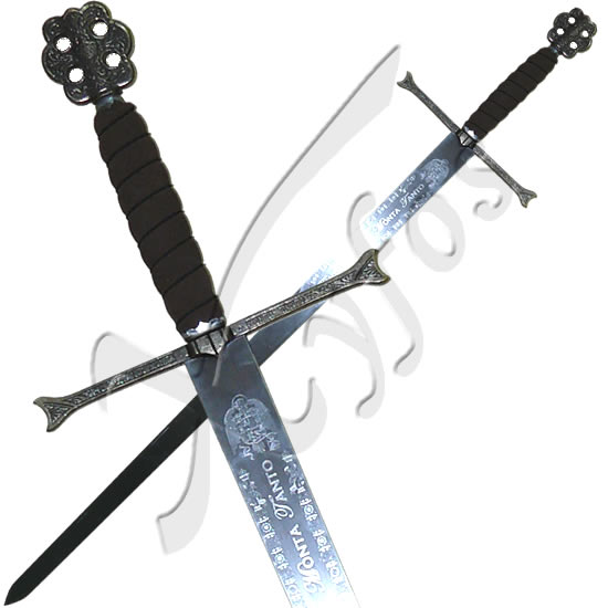 Catholic Kings Two hand Sword