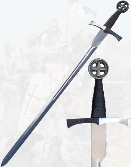 Battle Templar Sword