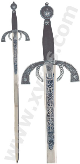 Duke of Alba Sword