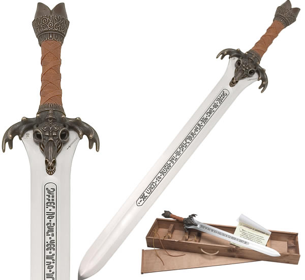 Conan´s Father Sword, Special Edition