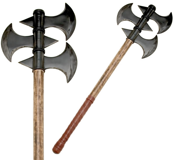 Conan´s Triple Axe