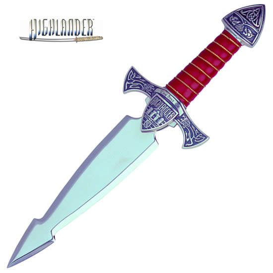 """The Best of Highlander"" Dagger, silver"