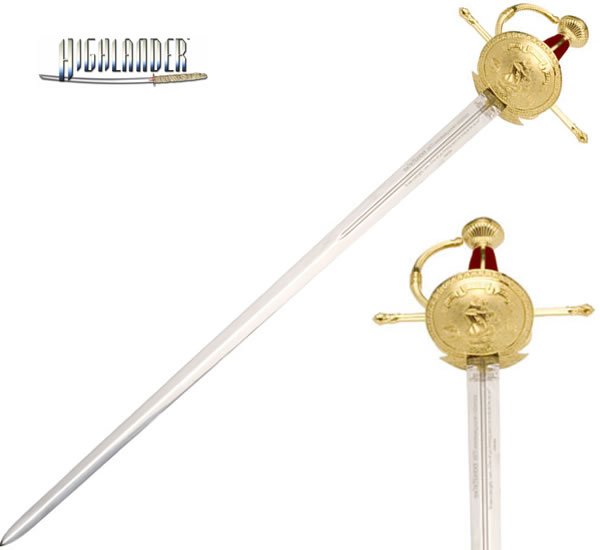 Richie Ryan Rapier Sword