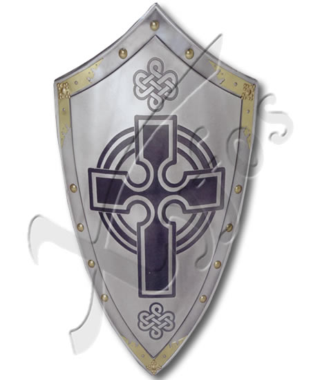 Cross Templars Shield