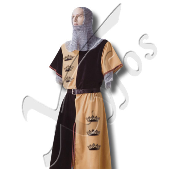 Clothing King Arthur costume