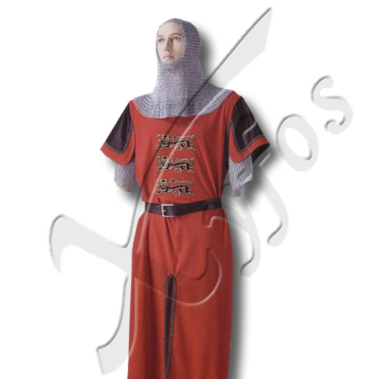 Clothing Richard Lion- Heart Costume