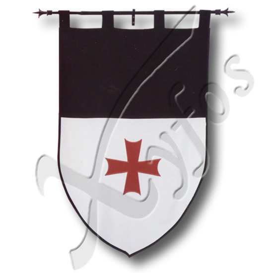 Estandarte Templario (doble)