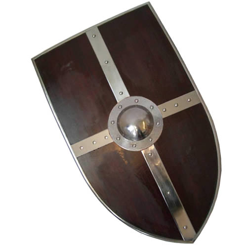Comet Fighting Shield