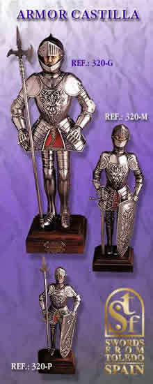 Miniature Armour, Small