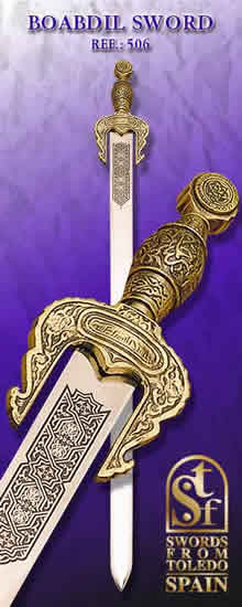 King Boabdil´s Sword