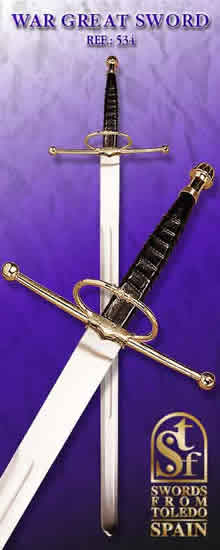 Great War Sword