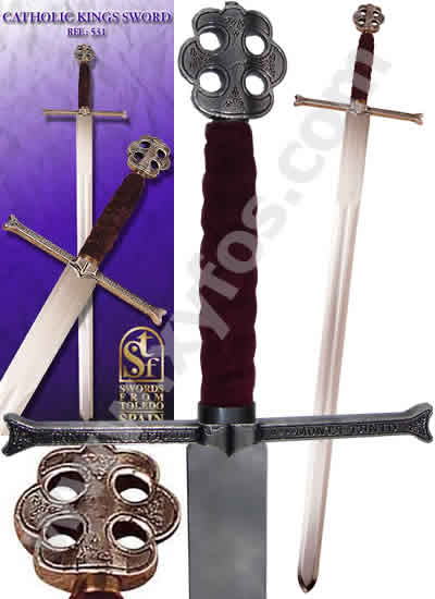 Sword of the Catholic Kings