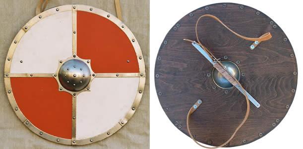 Come costruire uno scudo spartano