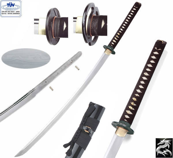 Heart of the Dragon Katana No Hi