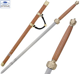 Makara Two Hand Sword
