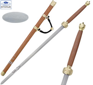 Takuan Two Hand Sword